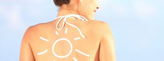 Allergia al sole e fotosensibilità